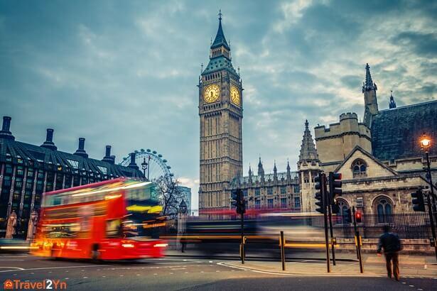 עושים חיים בחופשה בלונדון