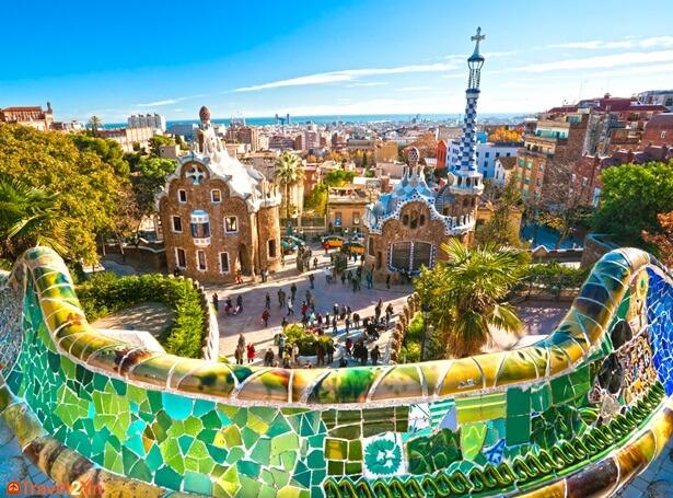 חופשה בברצלונה