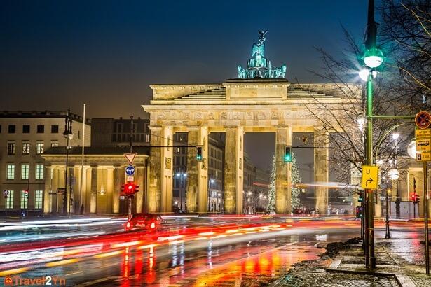 חופשה בברלין