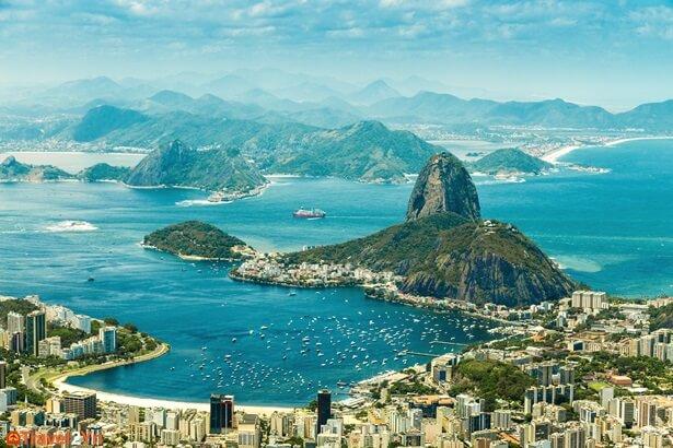 חופשה בברזיל